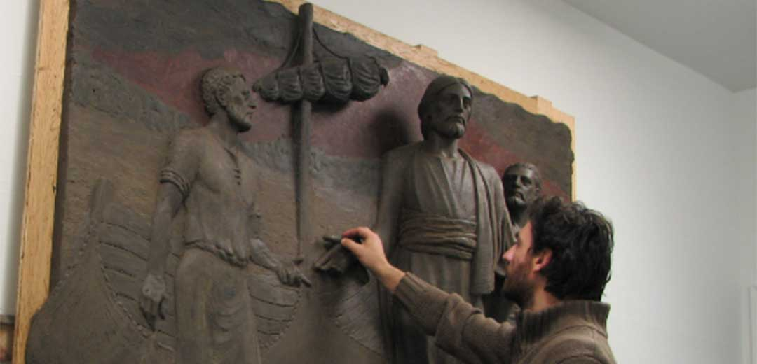 Traditional sculpting, clay modeling for sculptures or monuments Seattle, WA
